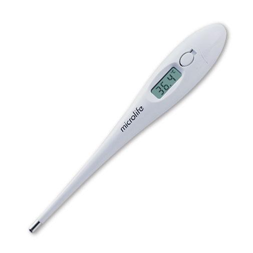 Microlife термометр электронный MT 3001MT 3001Электронный термометр Microlife MT 3001 – это надежный, проверенный временем прибор, который станет отличной заменой ртутному градуснику.Большая кнопка включения, электронный дисплей, система звуковых сигналов делают прибор удобным в использовании для всей семьи. А доступная цена станет дополнительным «плюсом» при выборе прибора.
