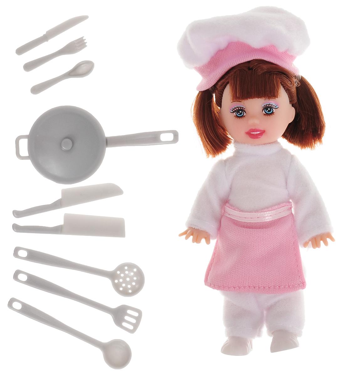 Little You Игровой набор с куклой Лиза маленький поваренок