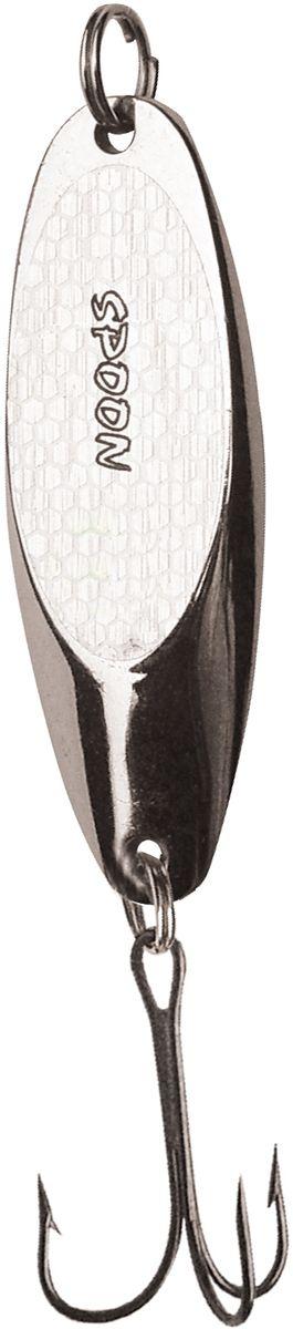 Блесна колеблющаяся SWD Kastmaster Xie, цвет: серебро, 10 г13-5-3-341Колеблющаяся блесна для ловли хищника. Вес 10г, цвет - серебро.