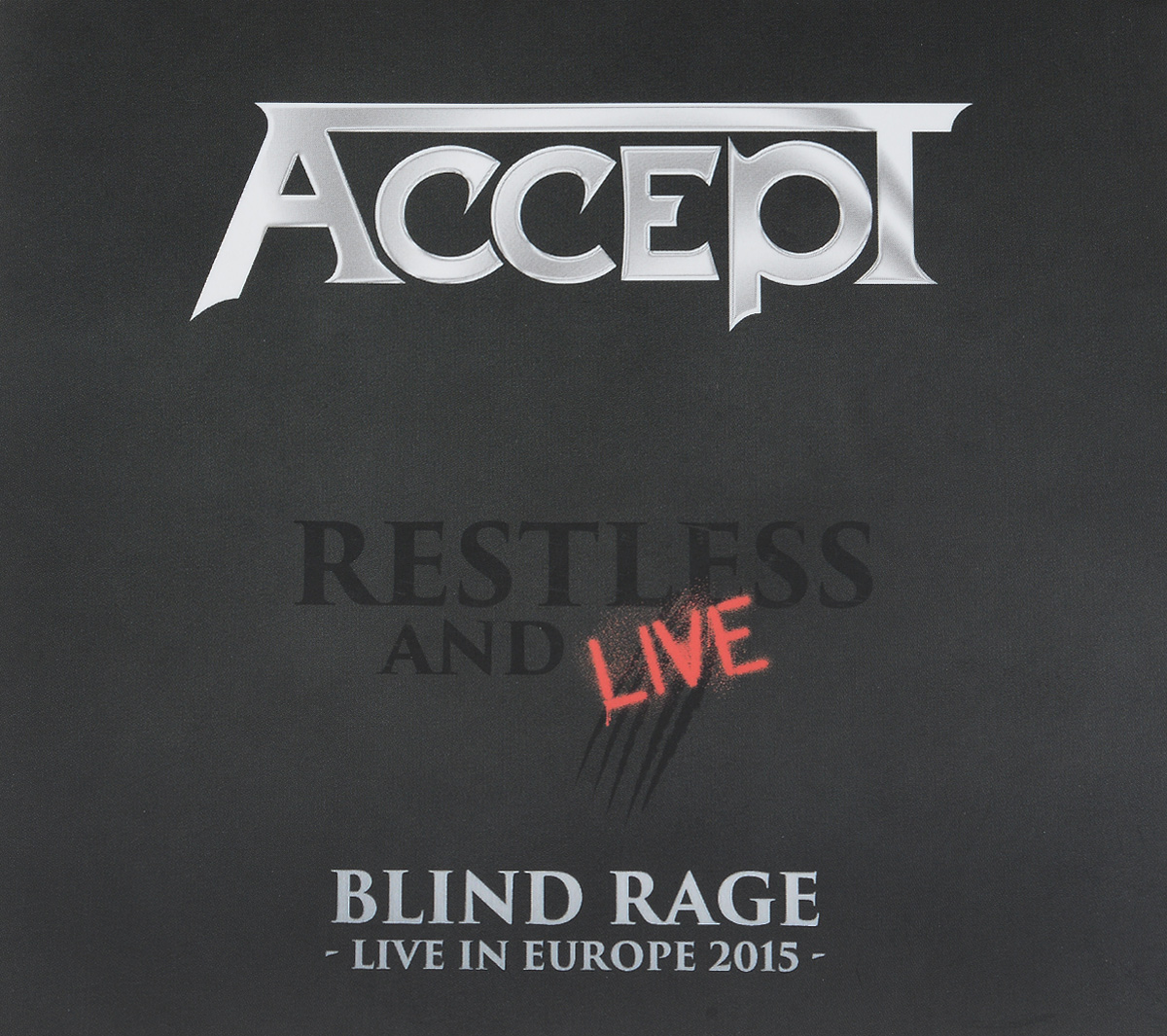 Accept Accept. Restless And Live. Blind Rage. Live In Europe 2015 (2 CD) nuclear weapons and coercive diplomacy