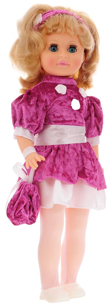 Весна Кукла озвученная Людмила цвет одежды розовый белый весна кукла озвученная оля цвет одежды белый розовый голубой