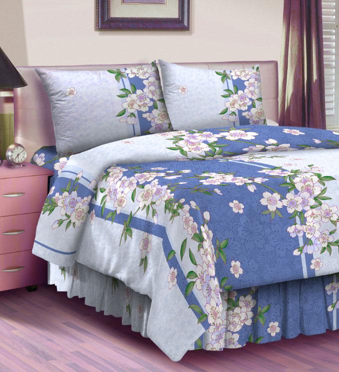 Комплект белья ROKO, 1,5-спальный, наволочки 70х70, цвет: синий, светло-голубой115873Комплект белья ROKO состоит из простыни, пододеяльника и двух наволочек.Для производства постельного белья используются экологичные ткани высочайшего качества. Бязь - хлопчатобумажная плотная ткань полотняного переплетения. Отличается прочностью и стойкостью к многочисленным стиркам. Бязь считается одной из наиболее подходящих тканей для производства постельного белья и пользуется в России большим спросом.