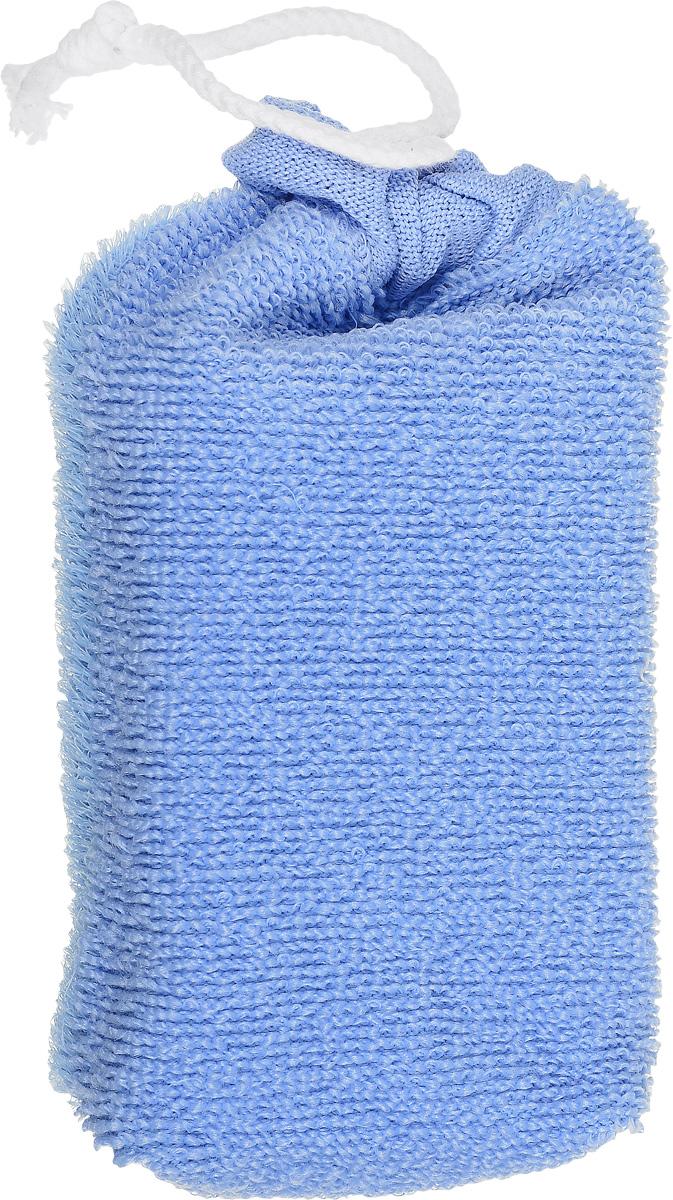 Riffi Губка для тела, цвет: голубой riffi повязка для волос цвет коралловый