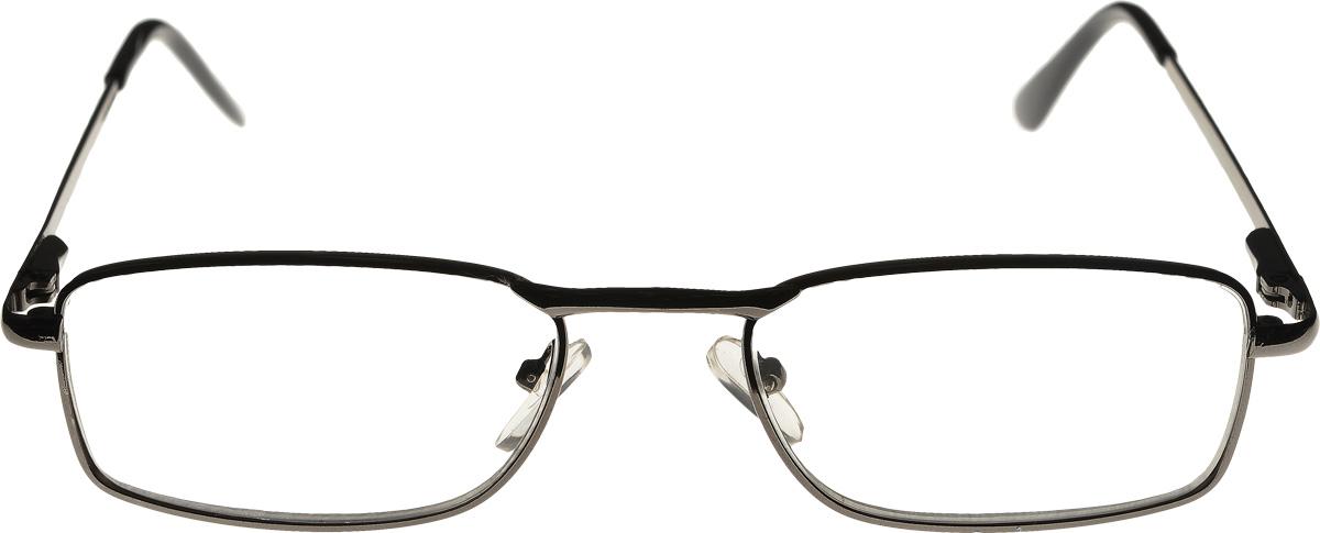Proffi Home Очки корригирующие (для чтения) 5858 Ralph +3.25 цвет: черный proffi home очки корригирующие для чтения 322 fabia monti 3 00 цвет прозрачный дужки черные