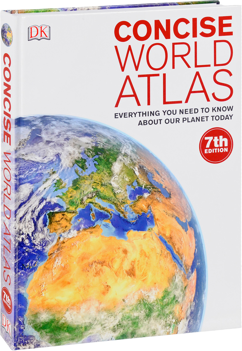 Concise World Atlas: Everything You Need to Know about Our Planet Today виниловая пластинка priory need to know 1 lp