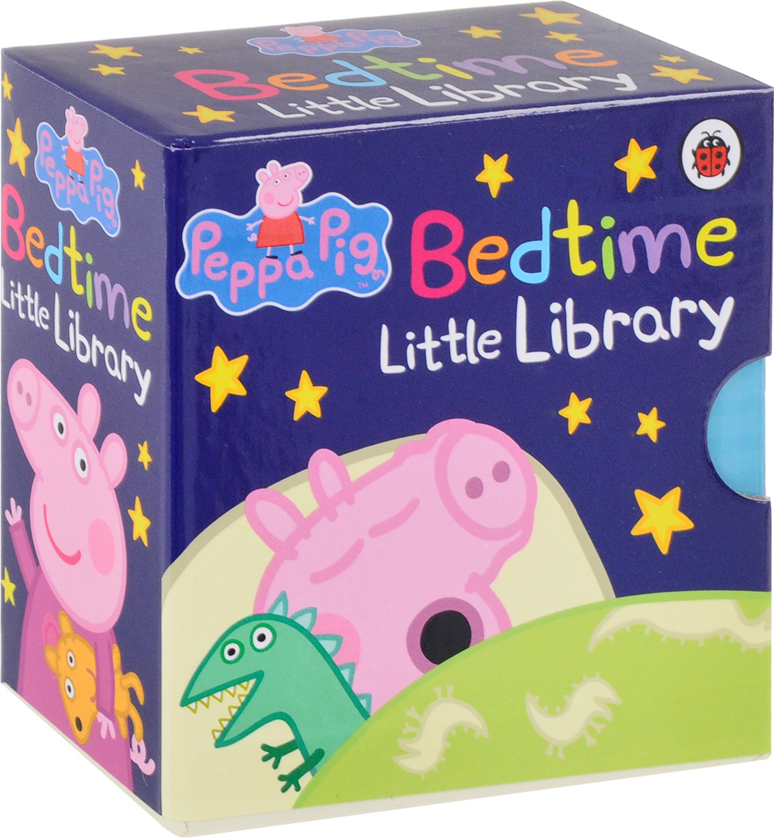 Peppa Pig: Bedtime Little Library little library 6 books