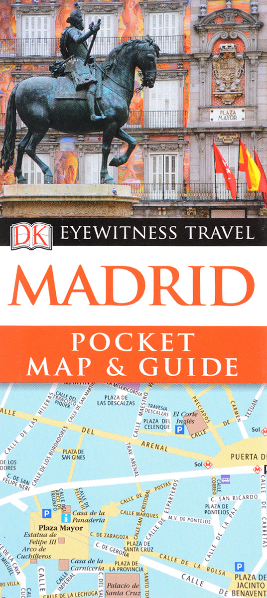 Madrid: Map and Guide