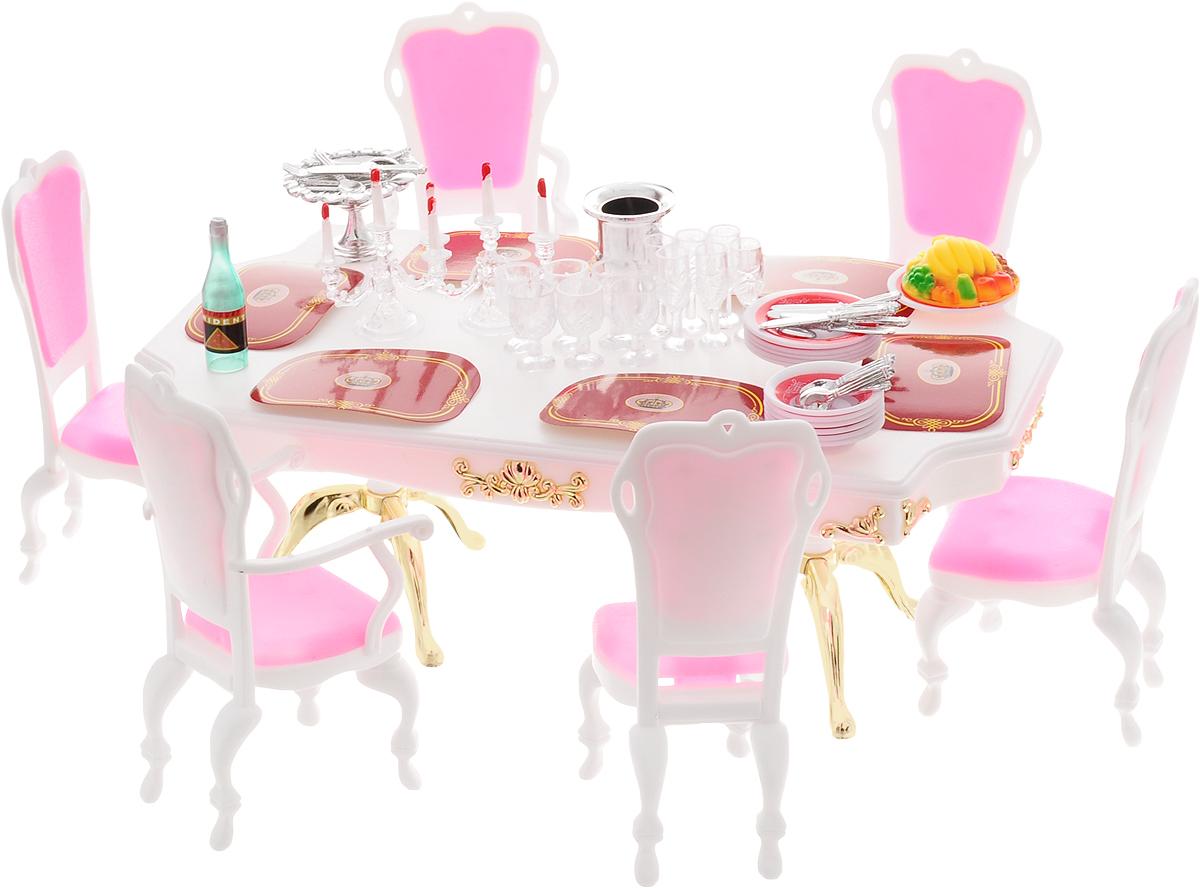 Well Success Toys Мебель для кукол Столовая