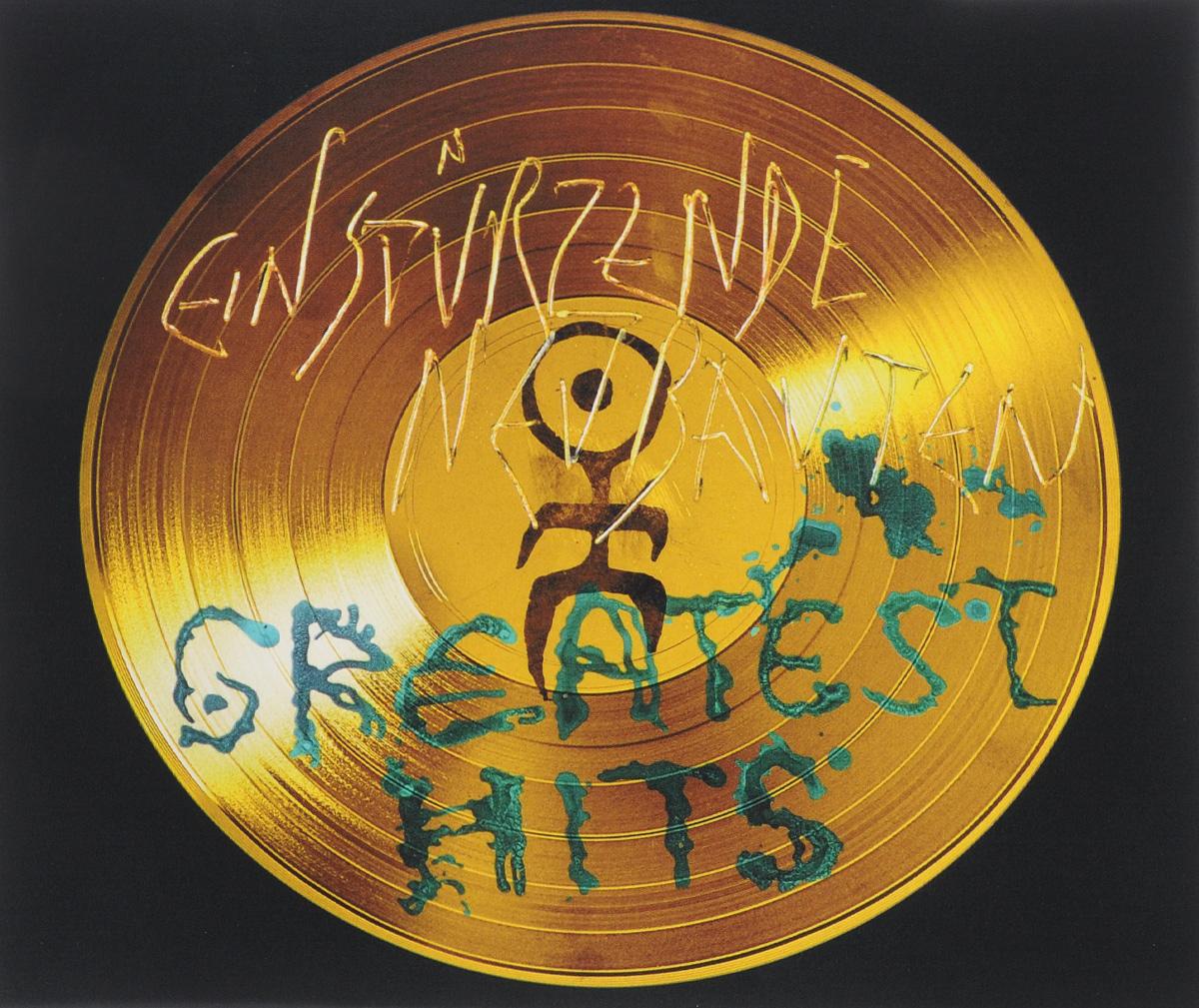 Einsturzende Neubauten. Greatest Hits энрике иглесиас enrique iglesias greatest hits deluxe edition cd dvd