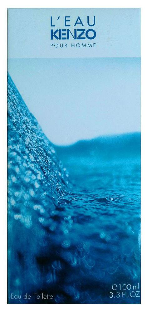 Kenzo Туалетная вода LEau Par Kenzo Pour Homme, 100 мл20827Мужской аромат Kenzo LEau Par Kenzo Pour Homme - это прозрачная свежесть и легкое прохладное дыхание водной стихии. Освежающий и гармоничный аромат начинается с тонких озоновых ноток, смешанных с искрящимся аккордом экзотического апельсина юзу.Классификация аромата: ароматический.Пирамида аромата:Верхние ноты: озоновые нотки, юзу.Ноты сердца:водяной перец, лотос.Ноты шлейфа:зеленый перец, белый мускус.Ключевые словаЖивой, мужественный, прохладный, свежий!Туалетная вода - один из самых популярных видов парфюмерной продукции. Туалетная вода содержит 4-10%парфюмерного экстракта. Главные достоинства данного типа продукции заключаются в доступной цене, разнообразии форматов (как правило, 30, 50, 75, 100 мл), удобстве использования (чаще всего - спрей). Идеальна для дневного использования. Товар сертифицирован.