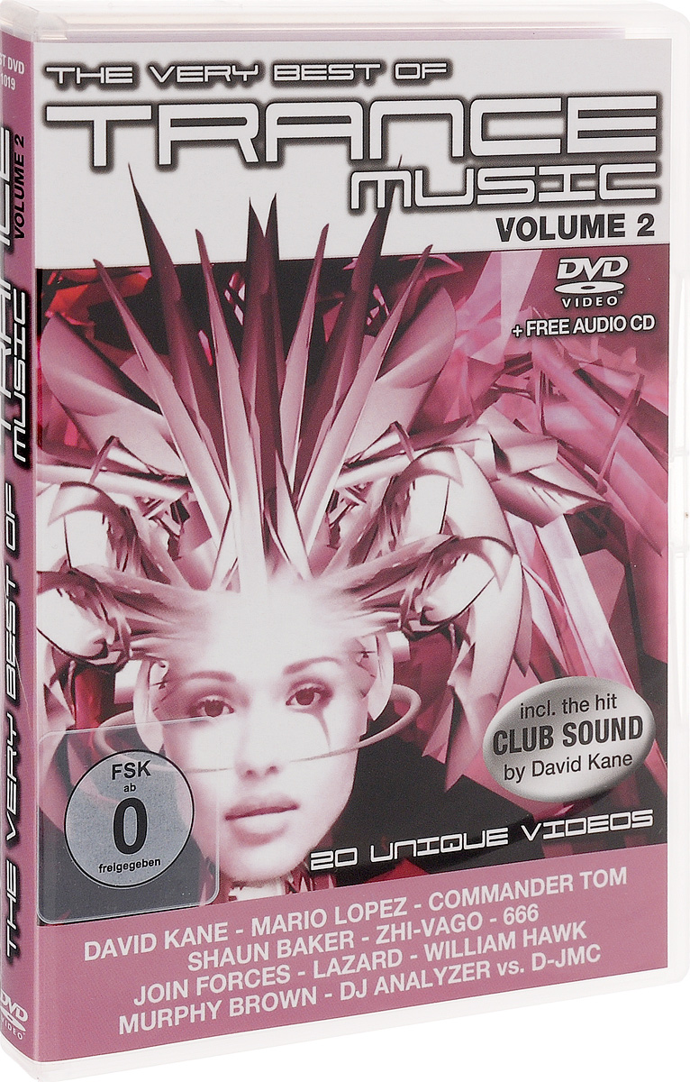The Very Best Of Trance Music: Volume 2 (DVD + CD) identification of best substrate for the production of phytase enzyme