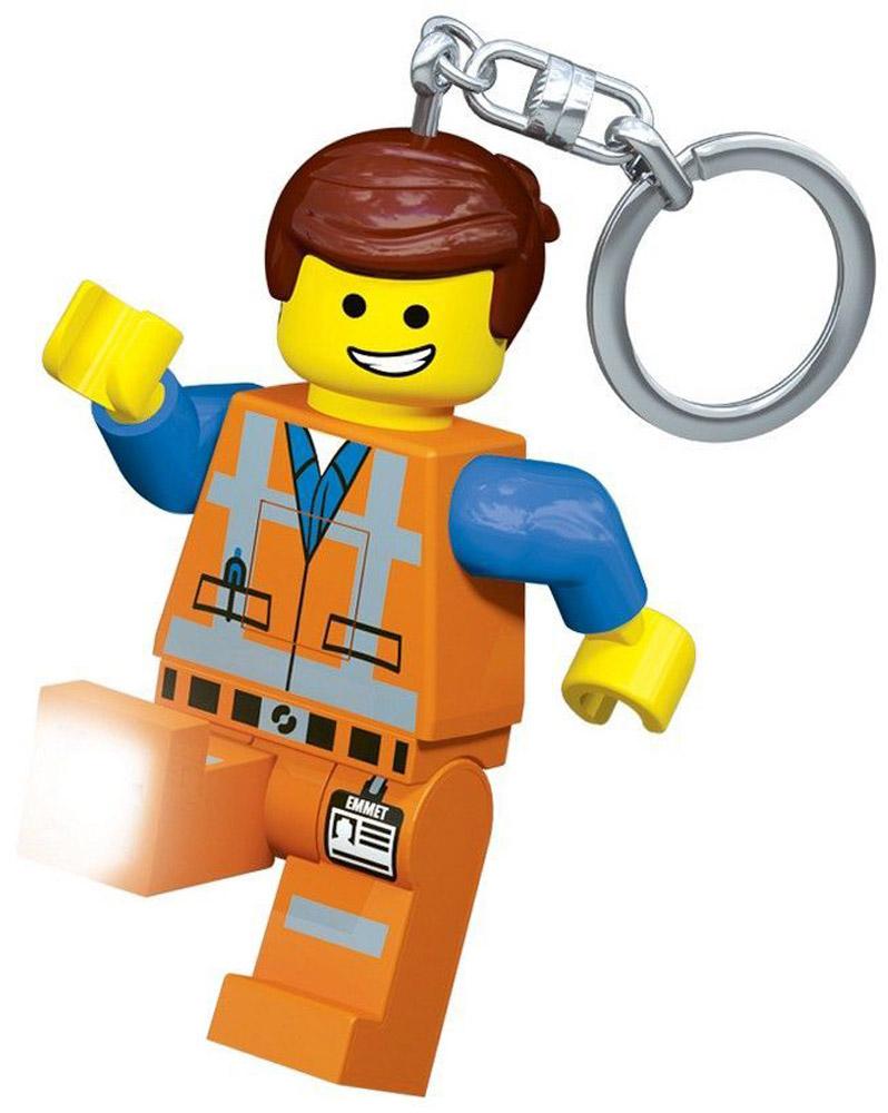 LEGO Movie Брелок-фонарик Emmet lego lego брелок для ключей джестро