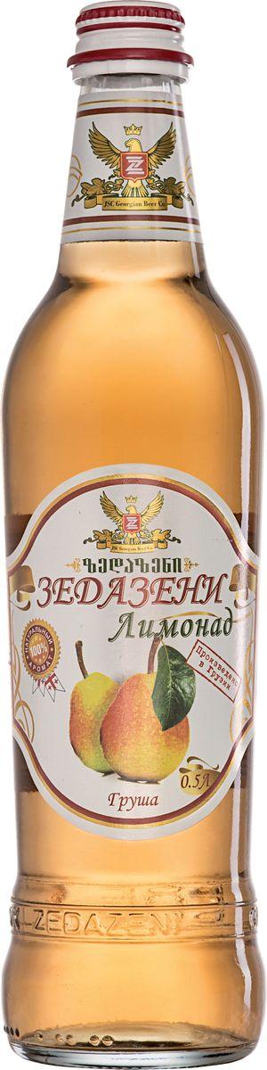 Зедазени Лимонад Груша, 500 мл elfresco лимонад мохито классический 500 мл