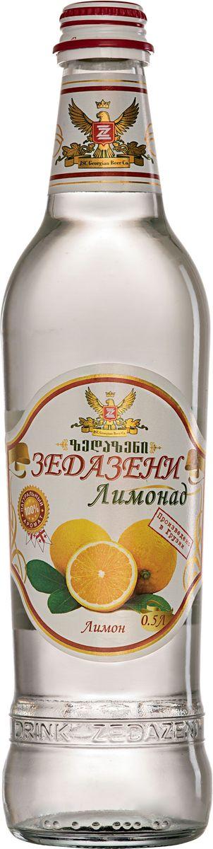 Зедазени Лимонад Лимон, 500 мл elfresco лимонад мохито классический 500 мл