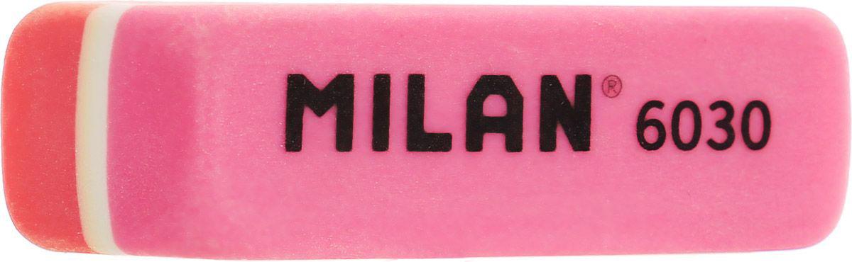 Milan Ластик 6030 скошенный цвет коралловый розовый milan ластик 424 а
