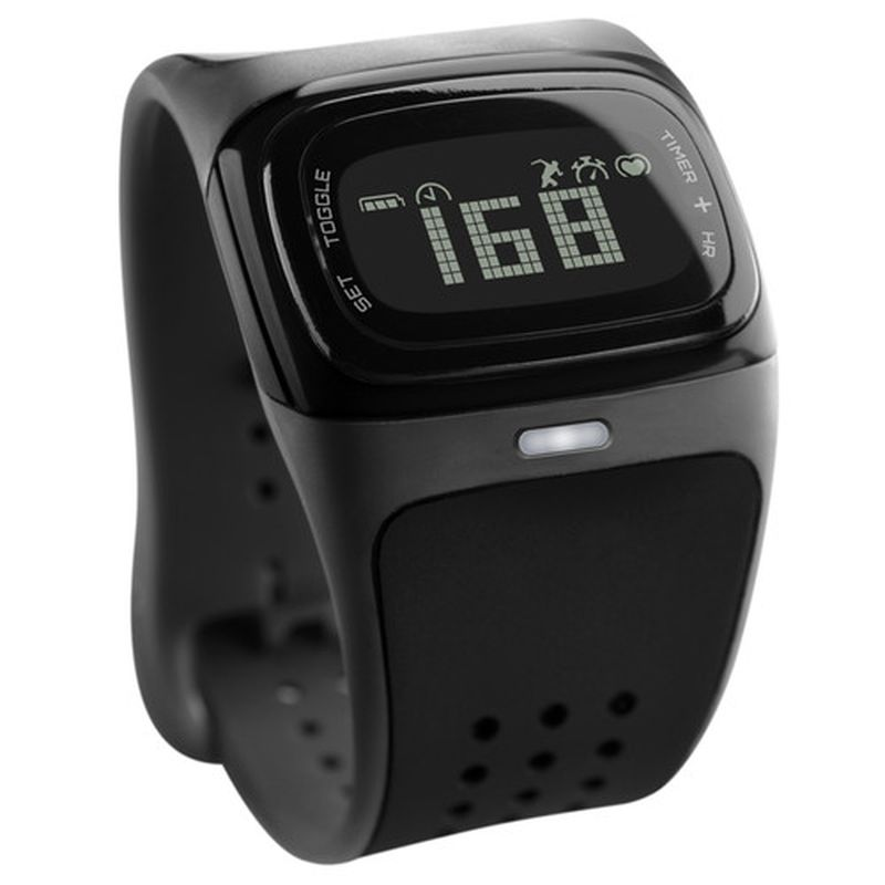 Часы спортивные Mio Alpha Large, цвет: черный. 53P-BLK-INT53P-BLK-INTMio Alpha – спортивные часы с пульсометром без нагрудного датчика, которые считают частоту сердечных сокращений во время тренировки. Совместимы со всеми смартфонами и планшетами на базе Android и IOS, которые поддерживают Bluetooth 4.0. Датчик пульса (MIO Optical Heart Rate Technology) Подключается к смартфону по Bluetooth Smart (Bluetooth 4.0) Отображение пульса на дисплее в режиме реального времени. Часы и хронограф для режима тренировки. Подсчет затраченных калорий исходя из нагрузки на сердце (пульса). Звуковые уведомления при переходе между зонами пульса. RGB-светодиод, индицирующей одну из пяти пульсовых зон. Монохромный ЖК-дисплей / водонепроницаемость - 30м. Аккумулятор: 3 месяца в базовом режиме / 20-24 часа в режиме тренировки. Совместимость: iPhone & Android / собственнные приложения и популярные сторонние.Как начать бегать: советы тренера. Статья OZON Гид