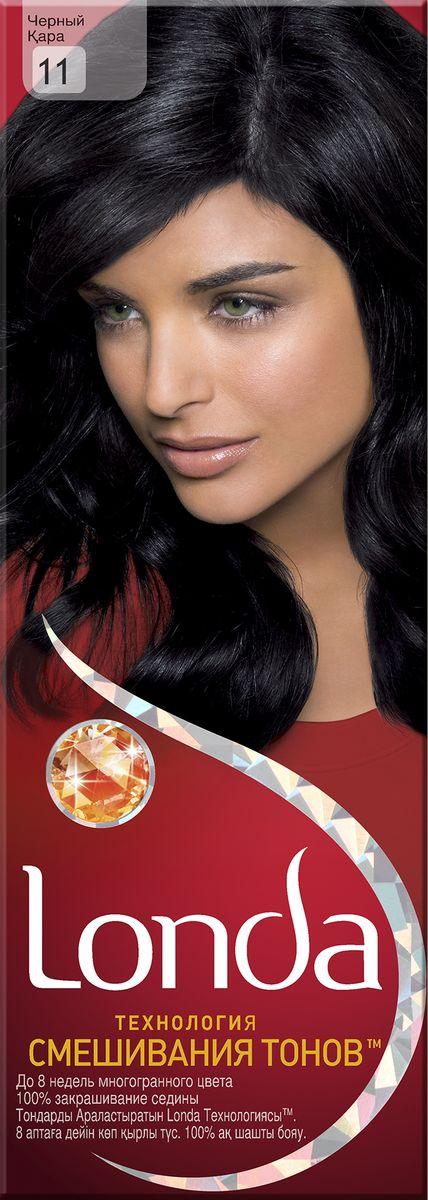LONDA Крем-краска для волос стойкая 11 ЧерныйLC-81246948Ищите цвет, полный жизни, который бы сохранился надолго? Крем-краска для волос Londa идеально вам подойдет. Эксклюзивная система окрашивания дарит вам до 8 недель многогранного цвета. Это возможно благодаря технологии смешивания тонов, которая объединяет богатые оттенки, и бальзаму Стойкий цвет, который надолго сохранит ваш насыщенный цвет. 100% закрашивание седины.Товар сертифицирован.