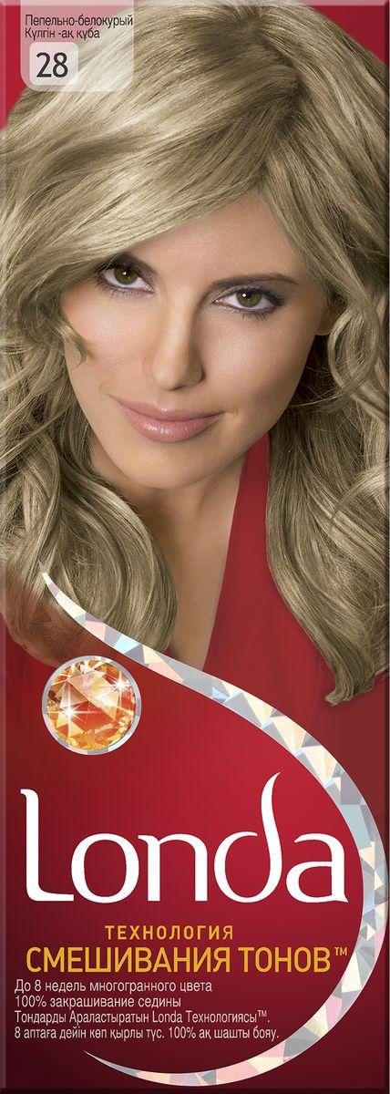 LONDA Крем-краска для волос стойкая 28 Пепельно-белокурыйLC-81212656Ищите цвет, полный жизни, который бы сохранился надолго? Крем-краска для волос Londa идеально вам подойдет. Эксклюзивная система окрашивания дарит вам до 8 недель многогранного цвета. Это возможно благодаря технологии смешивания тонов, которая объединяет богатые оттенки, и бальзаму Стойкий цвет, который надолго сохранит ваш насыщенный цвет. 100% закрашивание седины.Товар сертифицирован.