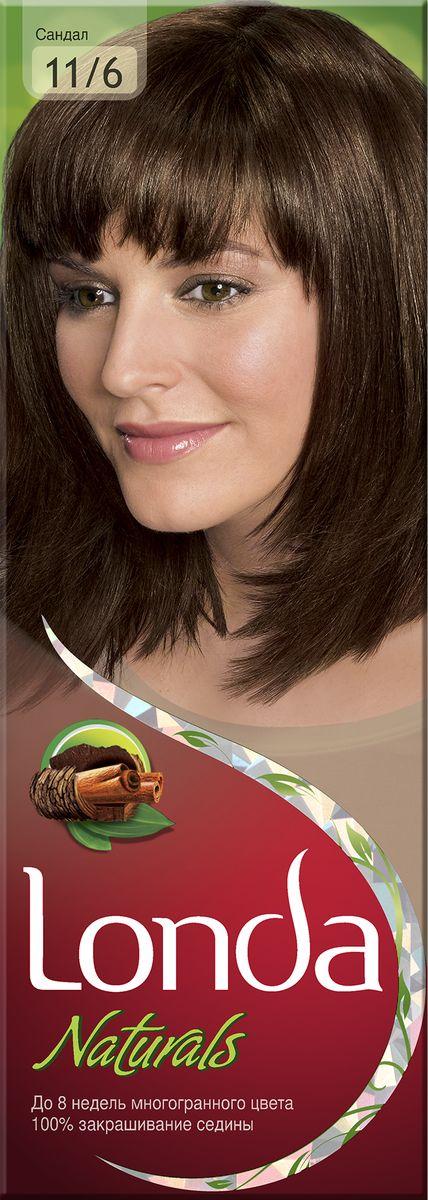 LONDA Крем-краска для волос стойкая Naturals 11/6 СандалLC-81212689Ищите цвет, полный жизни, который бы сохранился надолго? Крем-краска для волос Londa идеально вам подойдет. Эксклюзивная система окрашивания дарит вам до 8 недель многогранного цвета. Это возможно благодаря технологии смешивания тонов, которая объединяет богатые оттенки, и бальзаму Стойкий цвет, который надолго сохранит ваш насыщенный цвет. 100% закрашивание седины.Товар сертифицирован.