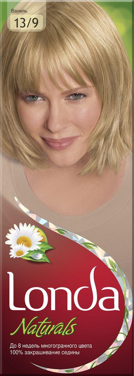 LONDA Крем-краска для волос стойкая Naturals 13/9 ВанильLC-81212718Ищите цвет, полный жизни, который бы сохранился надолго? Крем-краска для волос Londa идеально вам подойдет. Эксклюзивная система окрашивания дарит вам до 8 недель многогранного цвета. Это возможно благодаря технологии смешивания тонов, которая объединяет богатые оттенки, и бальзаму Стойкий цвет, который надолго сохранит ваш насыщенный цвет. 100% закрашивание седины.Товар сертифицирован.