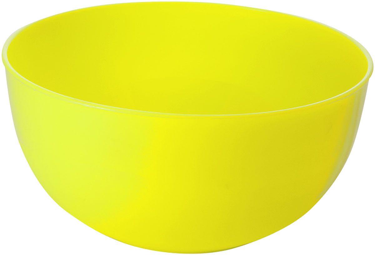 Салатник Plastic Centre Galaxy, цвет: желтый, 2,5 лПЦ1852ЛМНМногофункциональный салатник Plastic Centre Galaxy прекрасно подходит как для приготовления, так и для подачи различных блюд на стол. Лаконичный дизайн впишется в любую обстановку кухни.Объем салатника: 2,5 л.Диаметр салатника: 21 см.Высота салатника: 10,3 см.