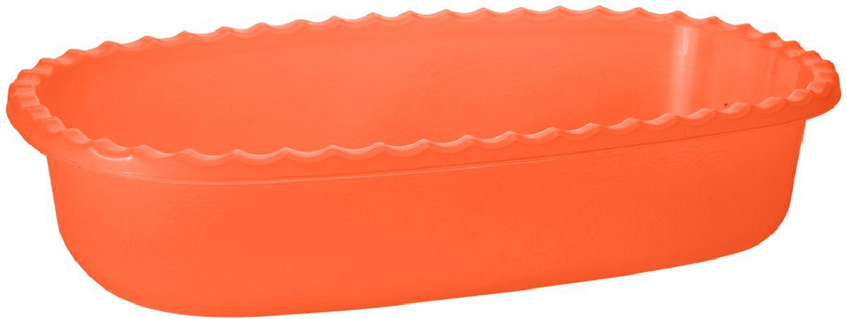 Судок Plastic Centre Фазенда, цвет: оранжевый, 2,7 л centre speaker