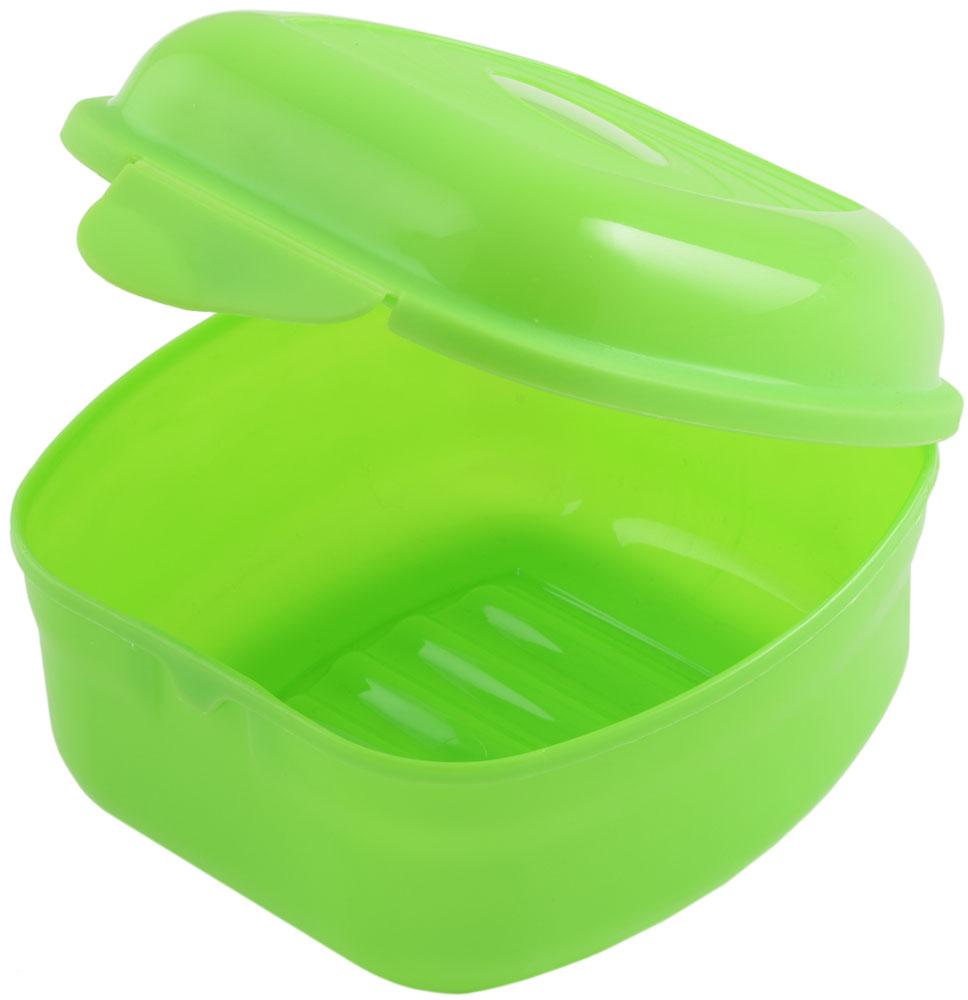 Ланч-бокс Plastic Centre Galaxy, цвет: светло-зеленый, 900 мл ланч бокс sme 0320