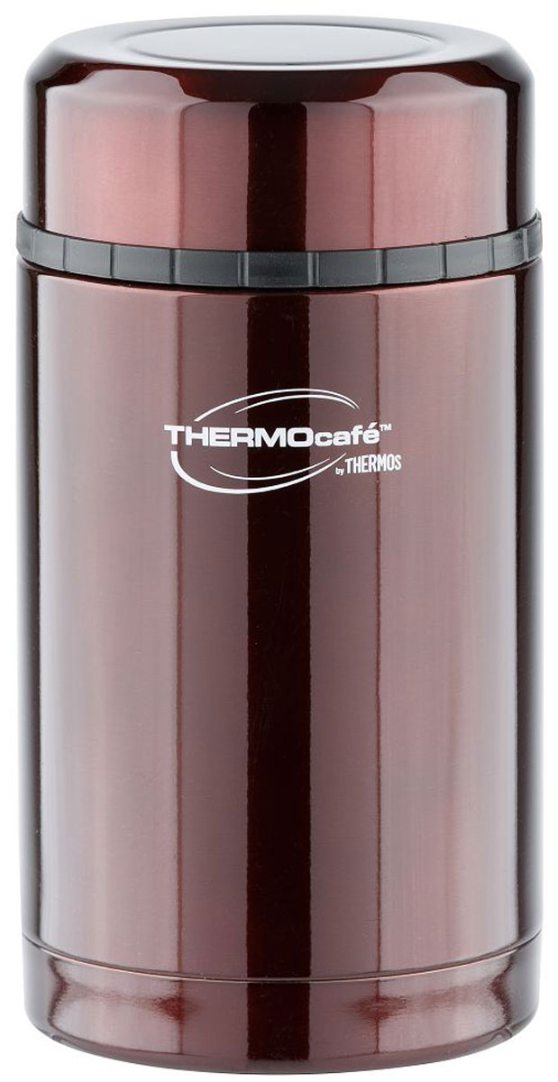 Термос Thermocafe By Thermos, цвет: кофейный, 0,42 л. VC-420 термос thermos page 1