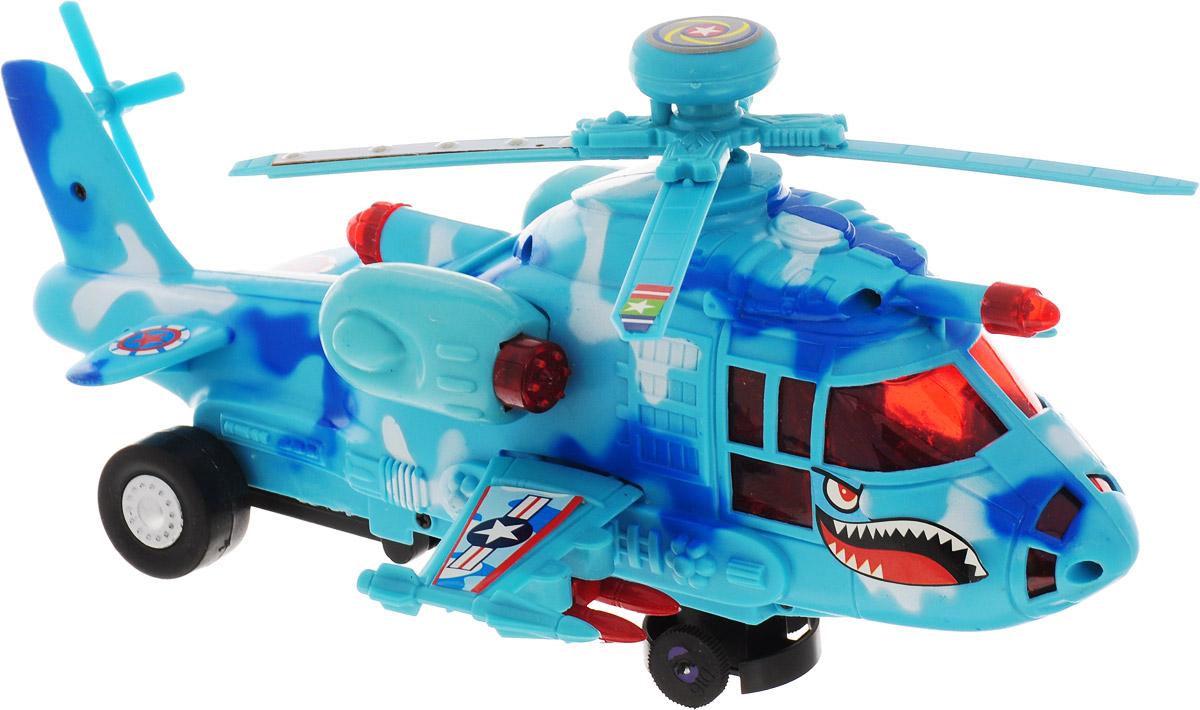 S+S Toys Вертолет каталка на палочке s s toys вертолет желтый от 1 года пластик