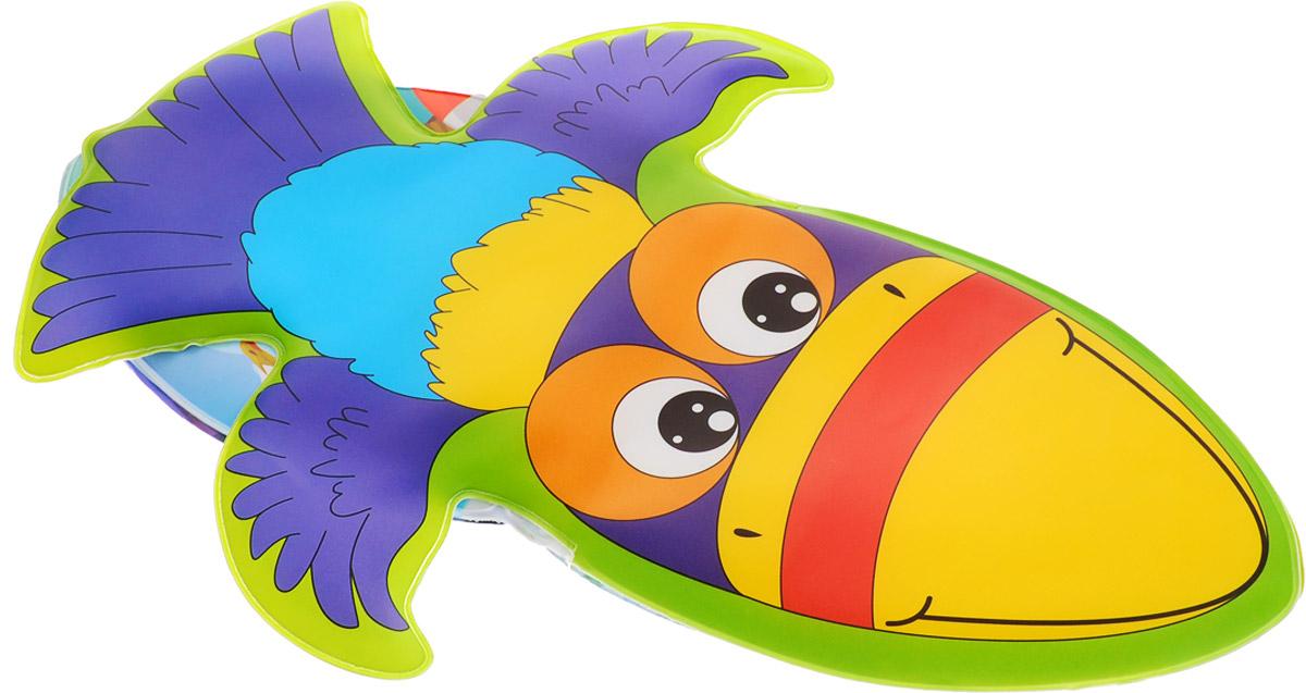 S+S Toys Книжка-игрушка Тропические птицы