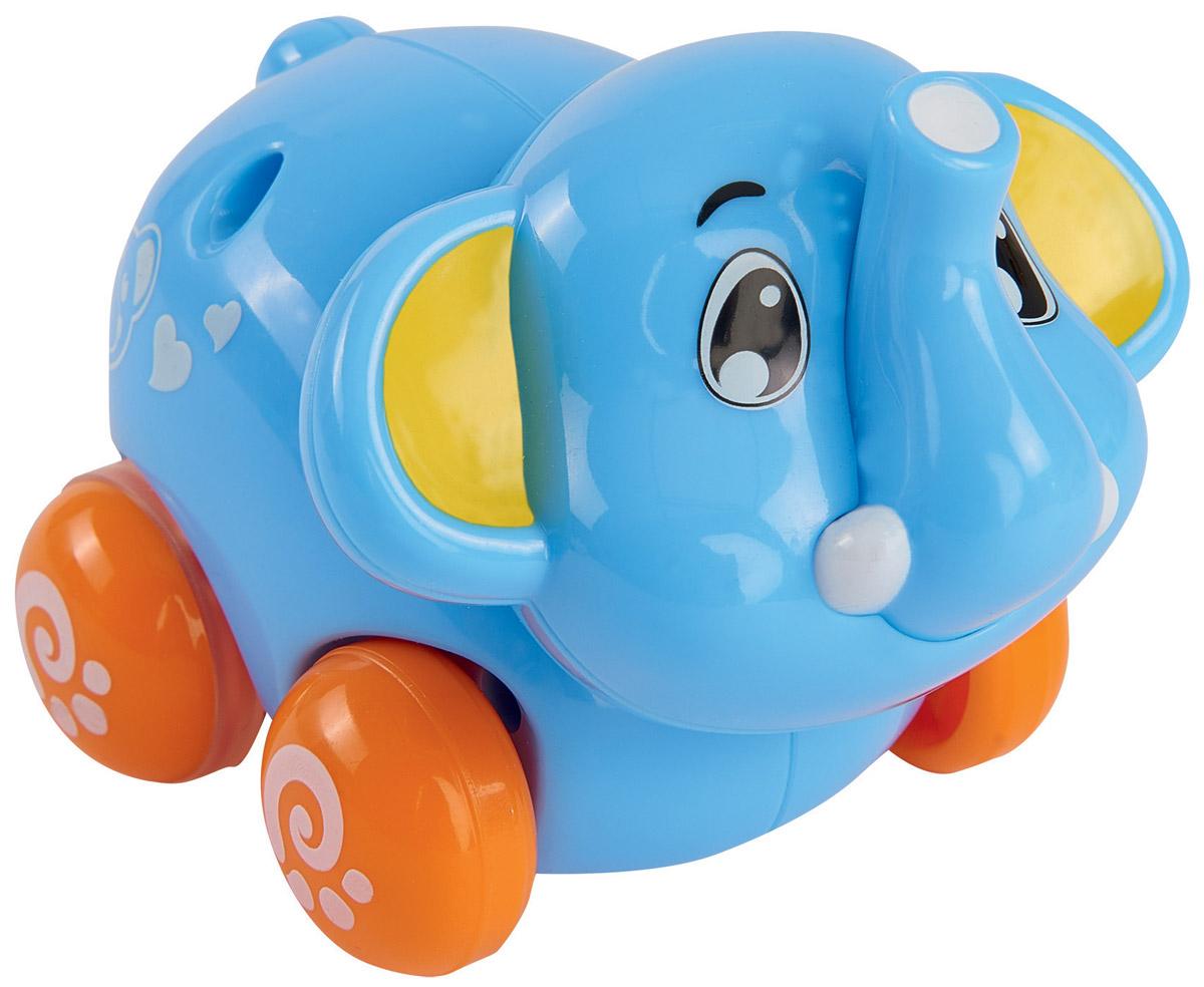 Simba Машинка-игрушка Слон simba abc машинка с пультом