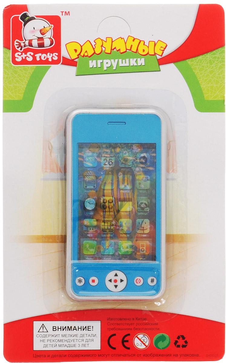 S+S ToysЭлектронная игрушка Смартфон S+S Toys