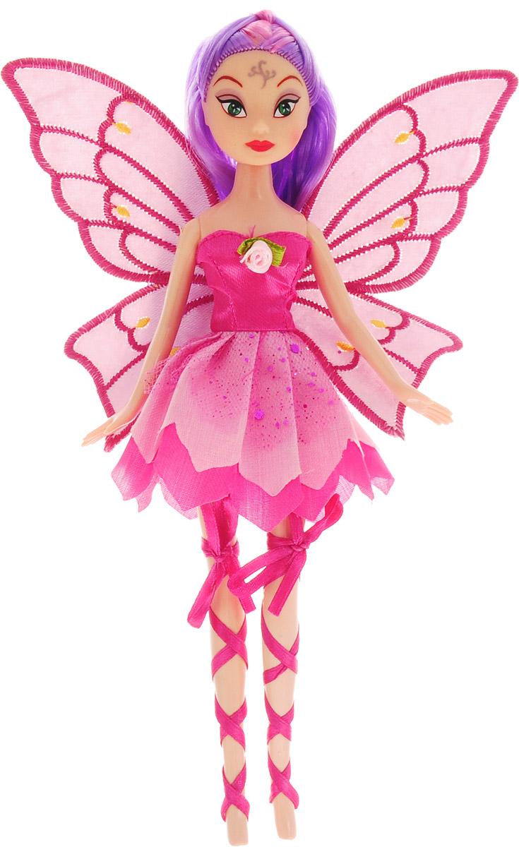 S+S Toys Кукла Фея волшебница s s toys игровой набор с куклой magic pegasus цвет розовый