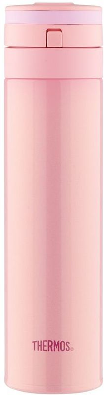 Термос Thermos, цвет: розовый, 450 мл. JNS-450