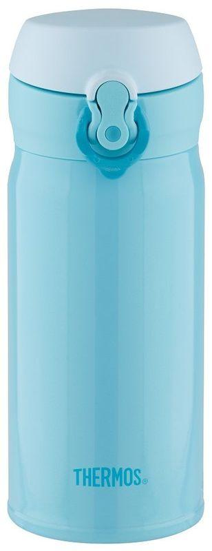 Термос Thermos, цвет: голубой, 350 мл. JNL-352