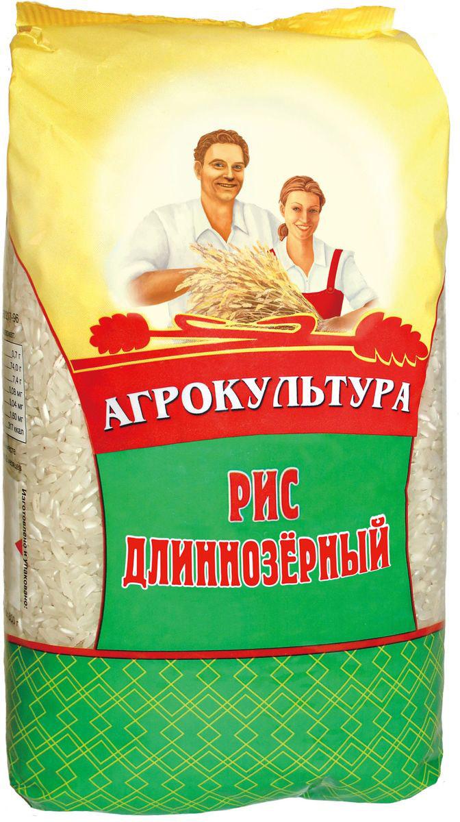 Агрокультура рис длиннозерный, 800 г мистраль рис кубань 900 г