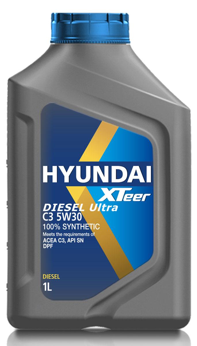 Моторное масло XTeer Diesel Ultra C3 5W-30, для дизельных двигателей, 1 л1011224XTeer Diesel Ultra C3 синтетическое моторное масло, которое соответствует спецификации Low SAPS пониженное содержание золы, фосфора и серы). XTeer Diesel Ultra C3 разработан для оптимизации работы дизельного сажевого фильтра и катализированного фильтра микрочастиц. Способствует снижению уровня образования золы в дизельном сажевом фильтре и катализированном фильтре микрочастиц, обеспечивая защиту и длительный срок службы двигателя.