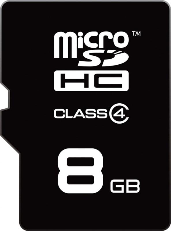 Emtec microSDHC Class 4 8GB карта памяти - Карты памяти