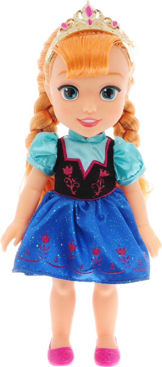 Disney Princess Кукла Малышка Анна кукла мини анна disney princess