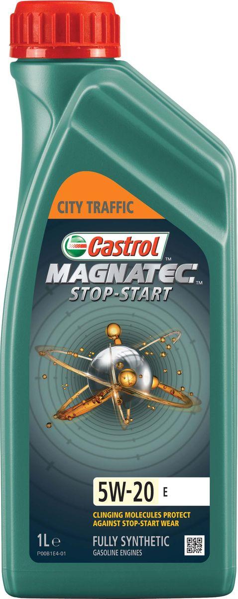Масло моторное Castrol Magnatec Stop-Start E, синтетическое, класс вязкости 5W-20, 1 л156DCFДвижение в городах становится все более интенсивным. Современный автомобиль производит в среднем около 18000 разгонов и торможений в год. В пробках двигатель долго работает в наиболее неблагоприятном режиме, на холостом ходу, а это приводит к повышенному износу. По результатам последнего отраслевого теста, новое моторное масло Castrol Magnatec Stop-Start E значительно снижает износ при работе в режиме стоп-старт.Castrol Magnatec Stop-Start E специально разработано для дополнительной защиты двигателя от повышенного износа при движении в городе. Молекулы Castrol Magnatec притягиваются к деталям двигателя и формируют самовосстанавливающийся слой для защиты на всех этапах работы двигателя в режиме стоп-старт.Castrol Magnatec Stop-Start E защищает двигатель от износа с первой секунды пуска и на всем протяжении пути.Моторное масло Castrol Magnatec Stop-Start E подходит для применения в бензиновых двигателях автомобилей, в которых производитель рекомендует использовать смазочныематериалы, соответствующие классу вязкости SAE 5W-20 и спецификациям API SN, ILSAC GF-5 или более ранним. Castrol Magnatec Stop-Start E одобрено для использования в двигателях автомобилях Ford, где требуются моторные масла, соответствующие спецификации Meets Ford WSS-M2C948-B и классу вязкости SAE 5W-20.Castrol Magnatec Stop-Start E содержит уникальные молекулы, которые:- удерживаются на деталях двигателя, когда обычное масло стекает в поддон картера;- формируют самовосстанавливающийся слой для защиты на всех этапах работы двигателя в режиме стоп-старт;- снижают износ во время эксплуатации автомобиля с частыми остановками (стоп-старт), что подтверждено отраслевым тестом.Спецификации.API SN ILSAC GF-5 Meets, Ford WSS-M2C948-B.Товар сертифицирован.