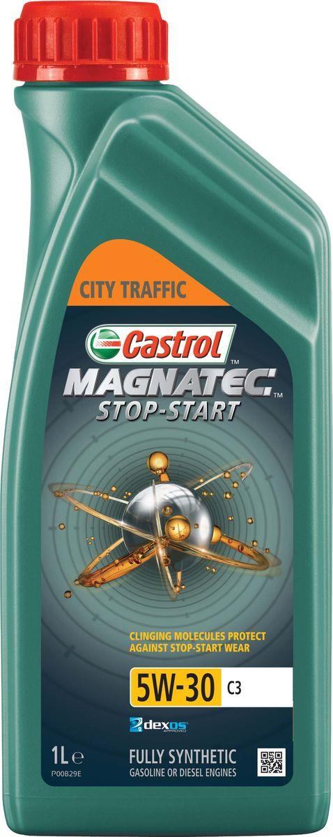 Масло моторное Castrol Magnatec Stop-Start, синтетическое, класс вязкости 5W-30, C3, 1 л1572FAДвижение в городах становится все более интенсивным. Современный автомобиль производит в среднем около 18000 разгонов и торможений в год. В пробках двигатель долго работает в наиболее неблагоприятном режиме, на холостом ходу, а это приводит к повышенному износу. По результатам последнего отраслевого теста, новое моторное масло Castrol Magnatec Stop-Start значительно снижает износ при работе в режиме стоп-старт. Castrol Magnatec Stop-Start специально разработано для дополнительной защиты двигателя от повышенного износа при движении в городе. Молекулы Castrol Magnatec притягиваются к деталям двигателя и формируют самовосстанавливающийся слой для защиты на всех этапах работы двигателя в режиме стоп-старт.Castrol Magnatec Stop-Start защищает двигатель от износа с первой секунды пуска и на всем протяжении пути.Моторное масло Castrol Magnatec Stop-Start подходит для применения в бензиновых и дизельных двигателях автомобилей, в которых производитель рекомендует использовать смазочные материалы, соответствующие классу вязкости SAE 5W-30 и спецификациям ACEA С3, API SN/CF или более ранним. Castrol Magnatec Stop-Start одобрено к использованию ведущими автопроизводителями.Castrol Magnatec Stop-Start содержит уникальные молекулы, которые:- удерживаются на деталях двигателя, когда обычное масло стекает в поддон картера;- формируют самовосстанавливающийся слой для защиты на всех этапах работы двигателяв режиме стоп-старт;- снижают износ во время эксплуатации автомобиля с частыми остановками (стоп-старт), что подтверждено отраслевым тестом.Спецификации.ACEA C3,API SN/CF,BMW Longlife-04,MB-Approval 229.31,Volkswagen 502 00 / 505 00.Товар сертифицирован.