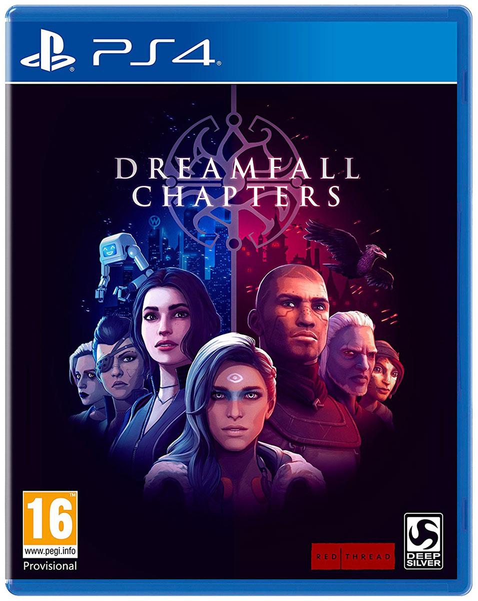 Dreamfall Chapters (PS4) ngk chapters kangaroo rlb