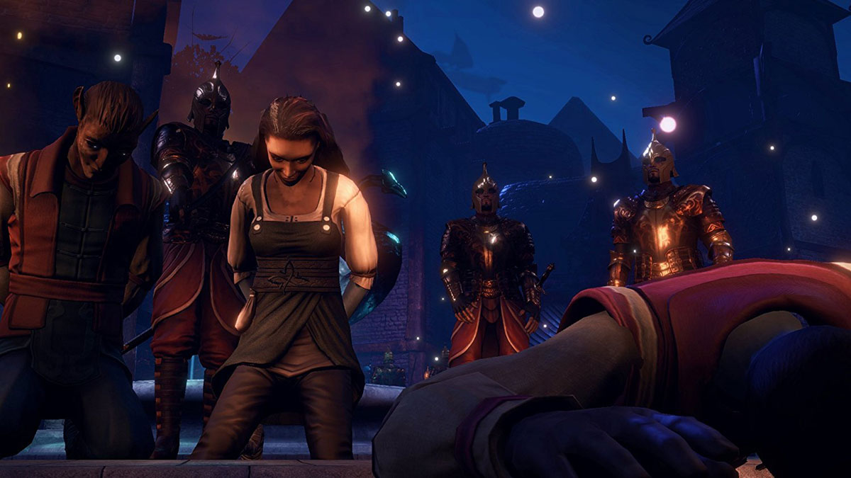 Dreamfall Chapters (PS4) Red Thread Games/Blink Studios