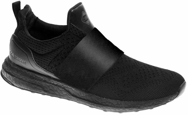 Кроссовки мужские Strobbs, цвет: черный. C2471-3. Размер 44C2471-3Стильные мужские кроссовки Strobbs отлично подойдут для активного отдыха и повседневной носки. Верх модели выполнен из текстиля и искусственного материала. Подошва обеспечивает легкость и естественную свободу движений. Мягкие и удобные, кроссовки превосходно подчеркнут ваш спортивный образ и подарят комфорт.