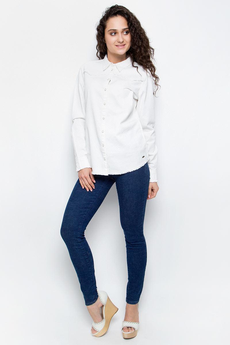 Джинсы женские Wrangler, цвет: темно-синий. W27HKY93C. Размер 29-32 (44/46-32) джинсы женские selected femme цвет темно серый 16054240 размер 29 32 46 32