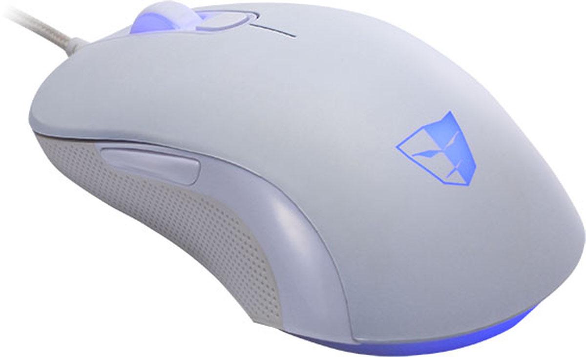 Tesoro Sharur SE, White игровая мышьTS-H3L-SETesoro Sharur SE – высококлассная игровая мышь, выполненная в классическом современном дизайне. Модель Sharur SE отличается высокой частотой опроса, долговечностью переключателей Omron, RGB-подсветкой и возможностью записи и хранения макросов.Частота опроса: 1000 ГцОтклик: 1 Мс