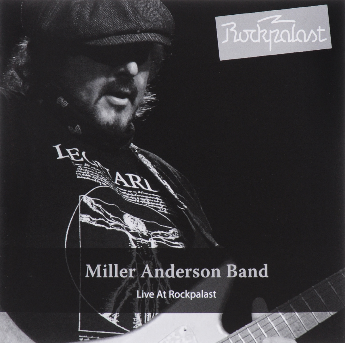 Miller Anderson Band Miller Anderson Band. Live At Rockpalast ian gillan band ian gillan band live at the rainbow