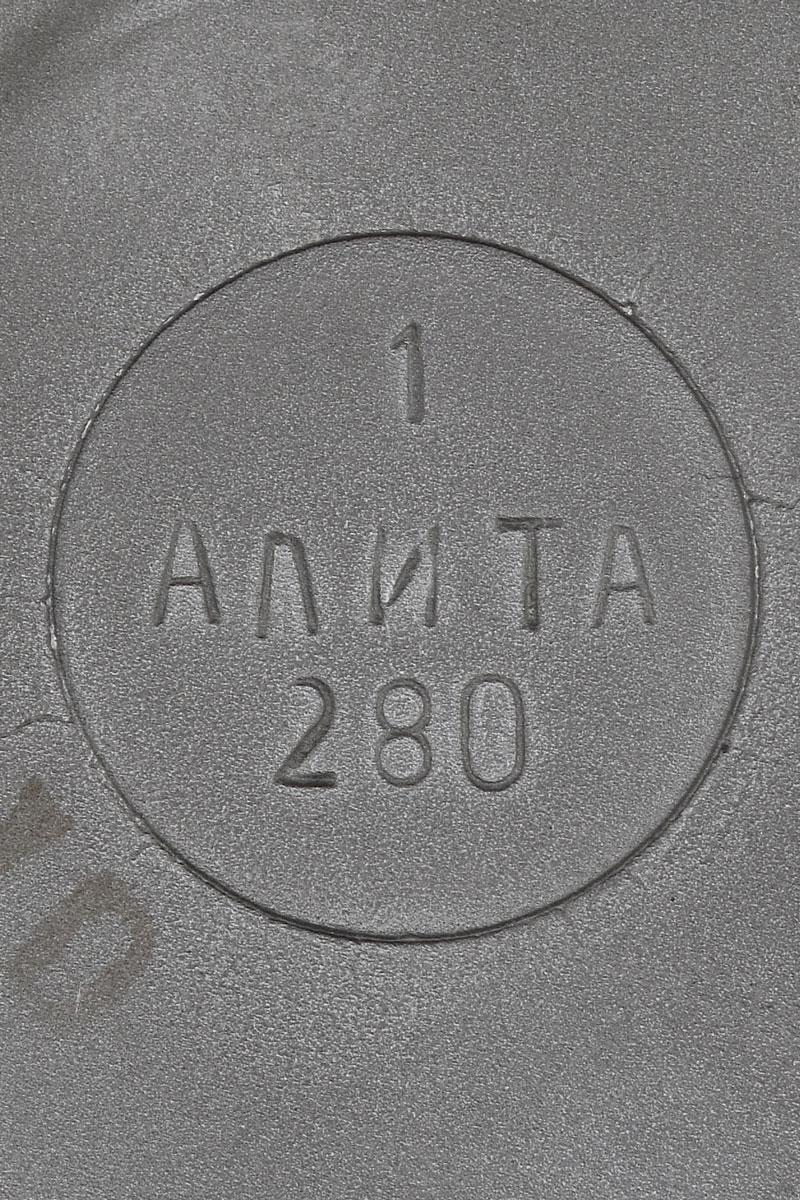 """Сковорода Алита """"Б-08"""" изготовлена из высококачественного литого алюминия. Изделие оснащено удобными ручками. Подходит для  использования на газовых и электрических плитах. Можно мыть в посудомоечной машине.  Диаметр сковороды (по верхнему краю): 28 см. Высота стенки: 5,5 см."""
