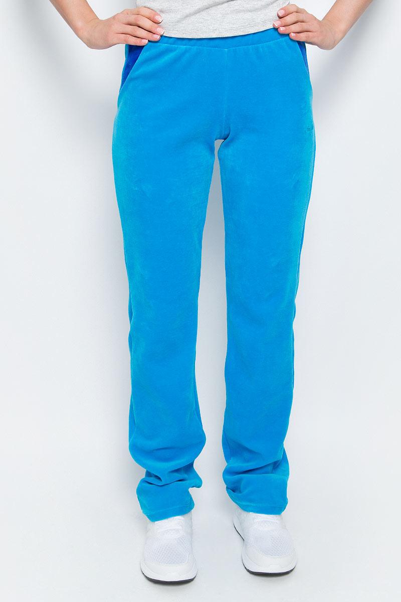 Купить Брюки спортивные женские Grishko, цвет: бирюзовый. AL-3090. Размер M (46)