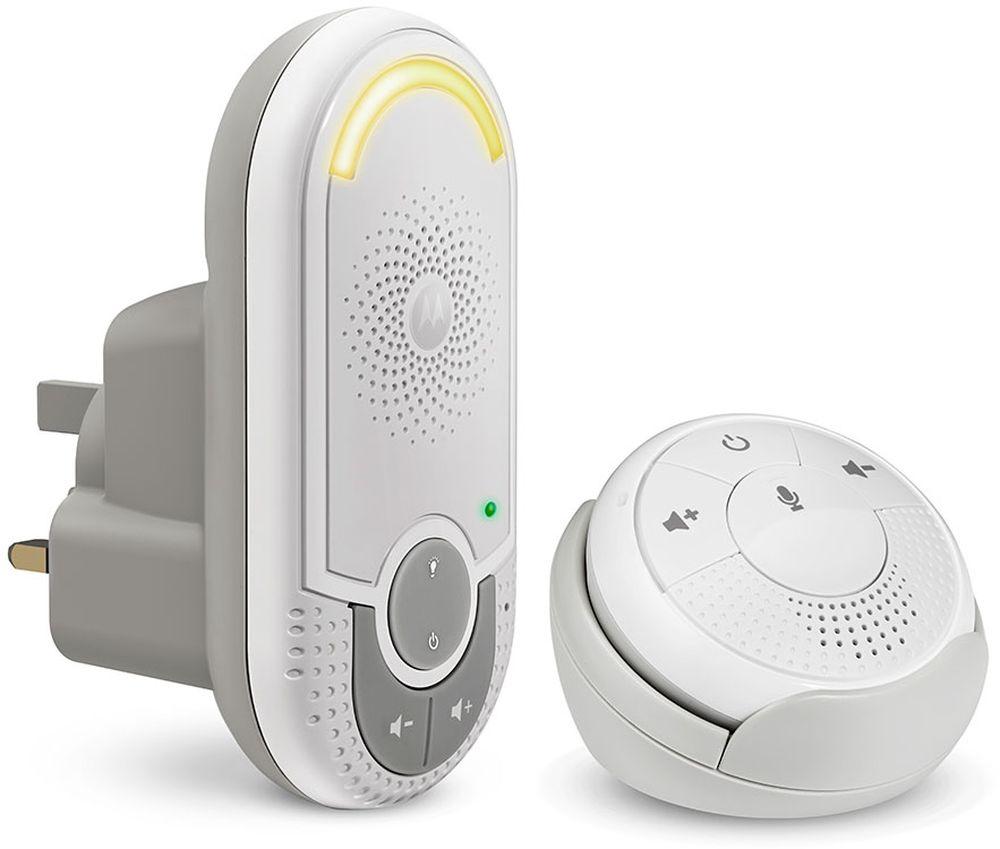 Motorola Радионяня MBP140 - Безопасность ребенка